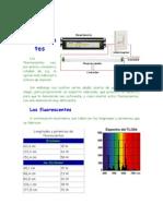 Montaje de Fluorescentes