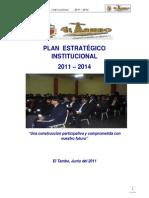 Analisis Del Tambo
