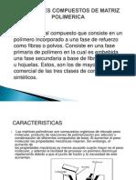 Materiales Compuestos de Matriz Polimerica