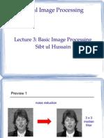 Lec5 Image Enhancement