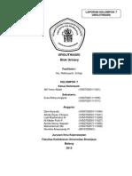 laporan urolithiasis