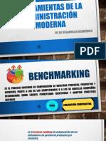 Administración Moderna - Benchmarking