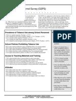 2004 Indonesia Jakarta GSPS Factsheet
