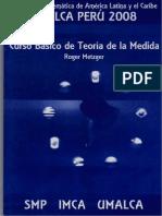 Curso Basico de Teoria de La Medida-Roger Metzger