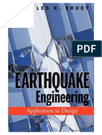 Earthquake Engineering - Application to Design