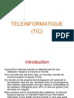 Support Cours Téléinfo