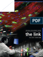 The Link Newsletter _Issue 2 Summer 2008