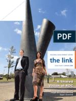 The Link Newsletter _Issue 4 Summer 2009