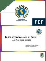 Presentacion Gastronomia Conferencia Guillermo Siles