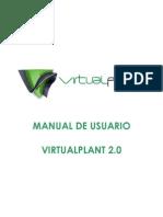 Manual de Usuario Virtual Plant 2.0