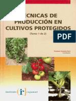 Manual de Produccion en Cultivos Protegidos