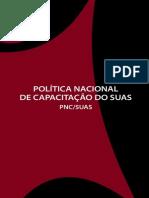 Politica Nacional de Capacitacao Do Suas_pnc-suas