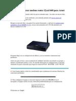 Definicion de Router