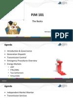 Pjm101 the Basics