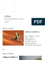 110 - Volley- Easy, Fast Networking for Android