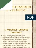 Demeter Standardi u Pčelarstvu