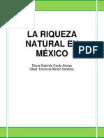 La Riqueza Natural de México