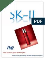SK II Japan Marketing Plan - Group 1-Libre
