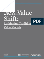 Counsel New Value Shift
