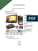 Evaluación de Informática 1