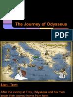 the journey of odysseus