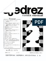 Ajedrez 287-Mar 1978 Ocr