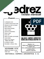 Ajedrez 295-Nov 1978 Ocr