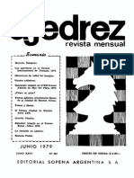 Ajedrez 302-Jun 1979 Ocr