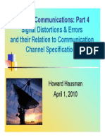 Fundamentals Satellite Communication Part 4
