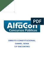 Noções de Direito Constitucional (Atualizado) Encontro 13