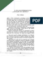 Dialnet-ElPapelDeLosExperimentosCrucialesEnCiencia-2046377