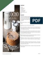Bizcocho Aceite Oliva