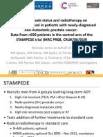 Stampede M0 ASTRO presentation Sept 2014