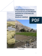 Libro Ecología de Tarapacá 1