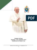Exaltación de la Santa Cruz. 14 Septiembre 2014.doc