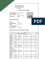 MUJ -Job Posting Application - Preview