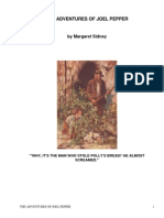 The Adventures of Joel Pepper by Sidney, Margaret, 1844-1924