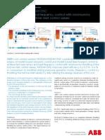 ABB Optimax MODAN and MODAKOND Turbine Controls