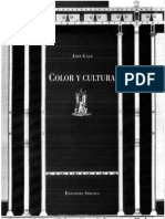5254-Gage, John - Color y Cultura