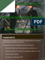 Servicios Auxiliares Mineros - Libro