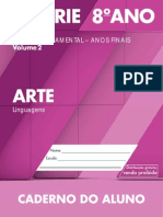 CadernoDoAluno 2014 2017 Vol2 Baixa LC Arte EF 7S 8A