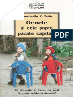 Konstantin v Zorin - Genele Si Cele 7 Pacate Capitale