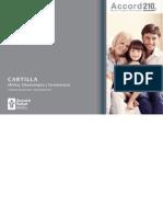 Cartilla Accord 210