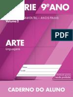 CadernoDoAluno 2014 2017 Vol2 Baixa LC Arte EF 8S 9A