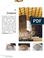 Gridshell Building