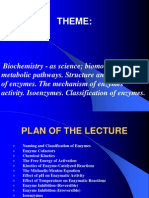 Biochemistry - As Science.biomolecules. Structure and Properties of Enzymes.isoenzymes.
