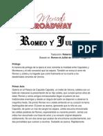 MB - Romeo y Julieta (Traducción de Canciones)