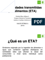 Salud Pública - ETA
