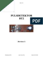 BT2 Pulse Detector