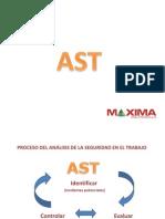 Capacitacion Analisis de Seguridad en El Trabajo Astmax